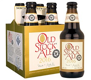 NCB Old Stock Ale 4pk Bottles