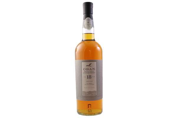 Oban 18 Year Old Scotch 750ml