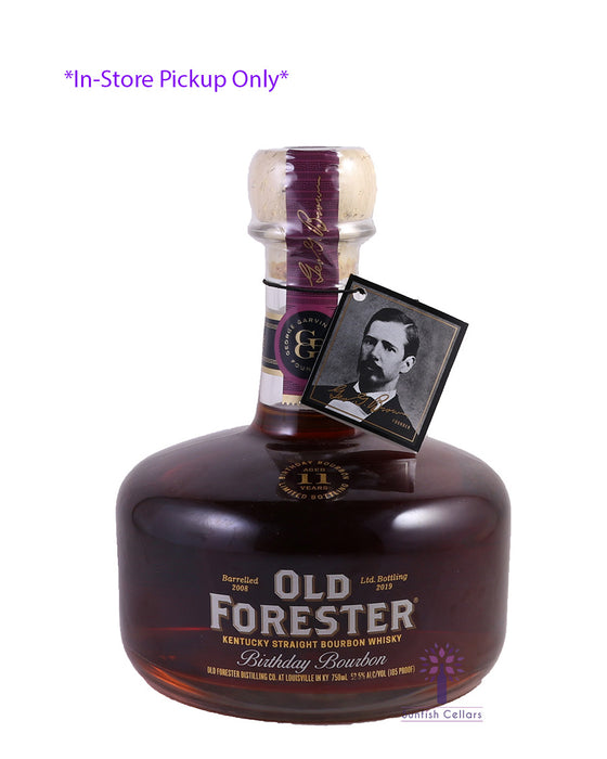 Old Forester Birthday Bourbon 2019 750ml