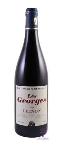 Petit Thouars Chinon Les Georges 2016