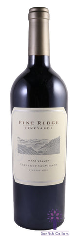 Pine Ridge Vineyards Napa Valley Cabernet Sauvignon 2016
