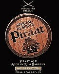 Piraat Rum Aged Piraat Ale 750 Bottle