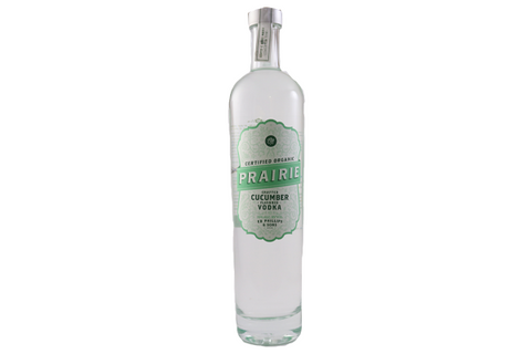 Prairie Organic Cucumber Vodka 750ml