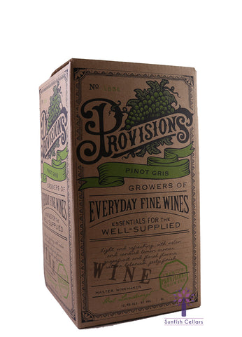 Provisions Pinot Gris 3L