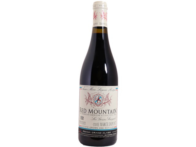 Hedges DLD Red Mountain Syrah 2012