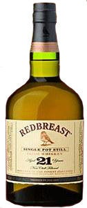 Redbreast 21 Year Old Whiskey 750ml