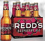Redd's Raspberry Apple 6pk Bottles
