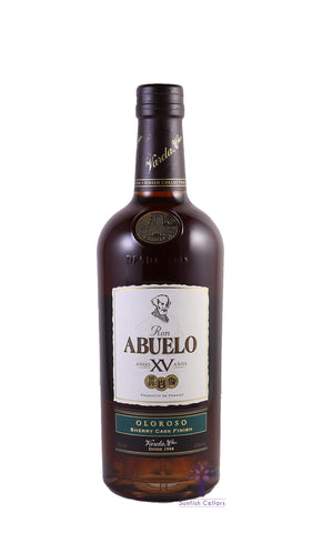 Ron Abuelo Anejo Finish Selection Oloroso 750ml