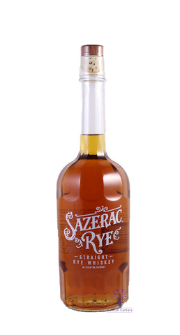 Sazerac 6 Year Old Straight Rye Whiskey 750ml