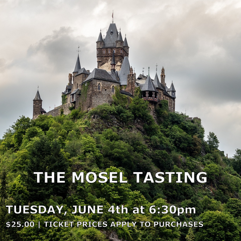 The Mosel Tasting