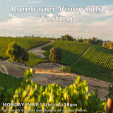 Rombauer Vineyards Tasting