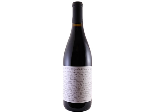 Slo Down Wines Sexual Chocolate Red 2015