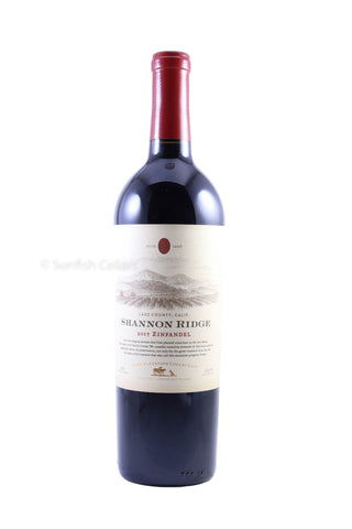 Shannon Ridge High Elevation Zinfandel 2017