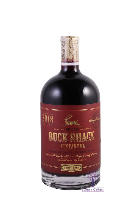 Shannon Ridge 'Buck Shack' Red 2018
