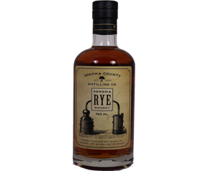 Sonoma Country Sonoma Rye Whiskey 750ml