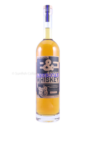 St. George Breaking & Entering Whiskey 750ml