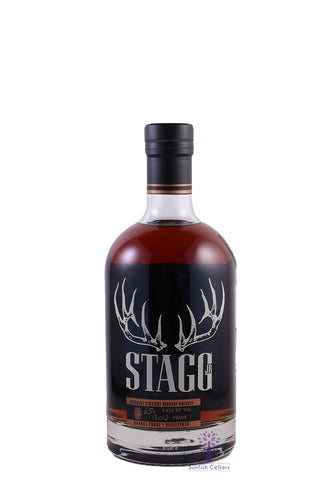 Stagg Jr. Barrel Proof Straight Bourbon Whiskey 750ml