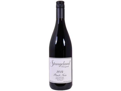 Stangeland Five Barrel Pinot Noir 2014