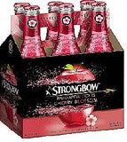 Strongbow Cherry Blossom 6pk Bottles