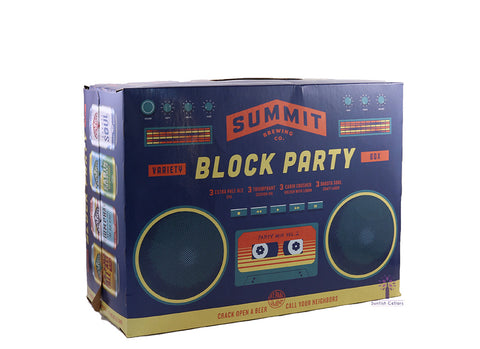Summit House Party Variety Box 12pk Cans