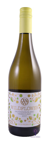 Te Awanga Estate 'Wildflower' Hawkes Bay Sauvignon Blanc 2017