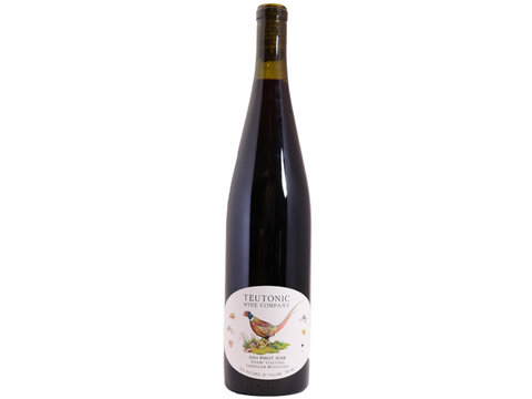 Teutonic Adams Vineyard Pinot Noir 2011