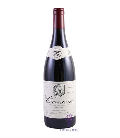 Thierry Allemand Cornas Chaillots 2014