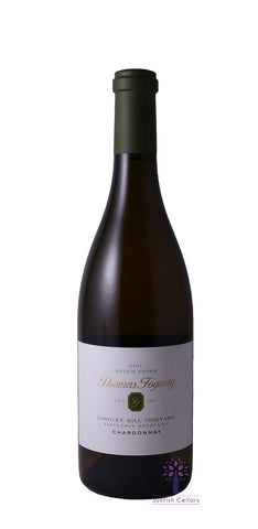 Thomas Fogarty Langley Hill Chardonnay 2011