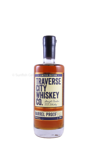 Traverse City Barrel Proof Bourbon 750ml