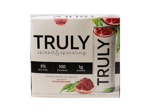 Truly Pomegranate 6pk Cans