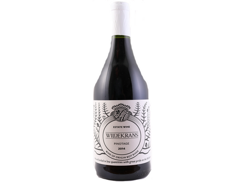 Wildekrans Estate Pinotage 2014