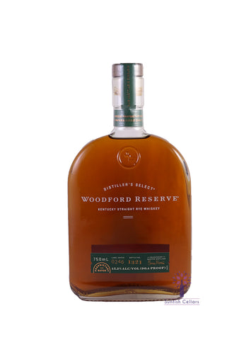 Woodford Reserve Straight Rye 750ml