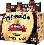 Wyder's Barrel Aged Reposado Pear Cider 6pk Bottles