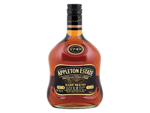 Appleton Estate Rare 12 Year Old Rum 750ml