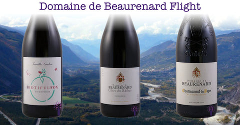 Domaine de Beaurenard Flight