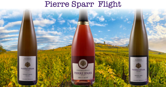 Pierre Sparr Flight