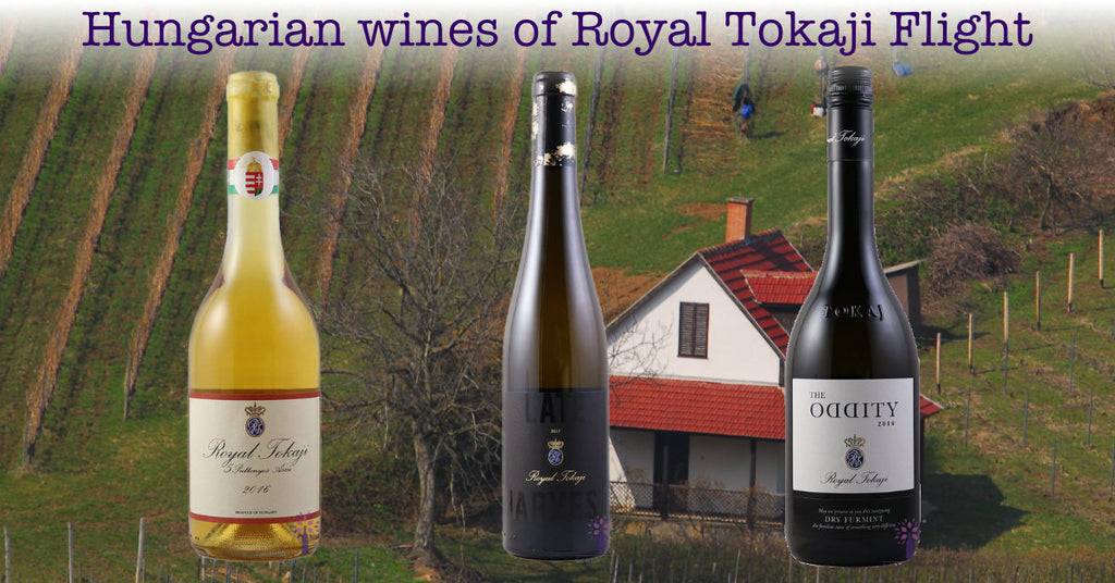 Wines for the June 10th Tasting