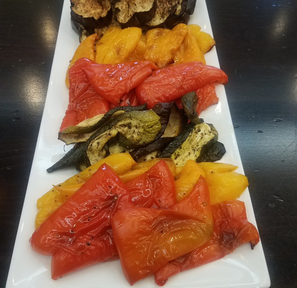 Roasted Vegetables Al Forno