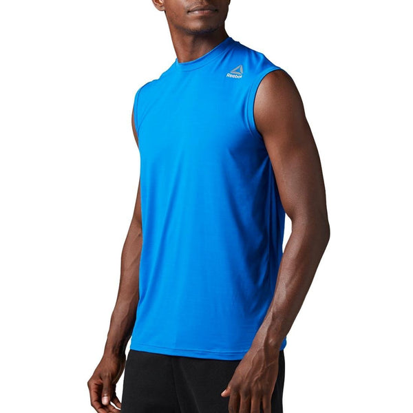 0f074669a60a2 Reebok Men s Workout Ready Activchill Sleeveless Tee – Softwater Apparel