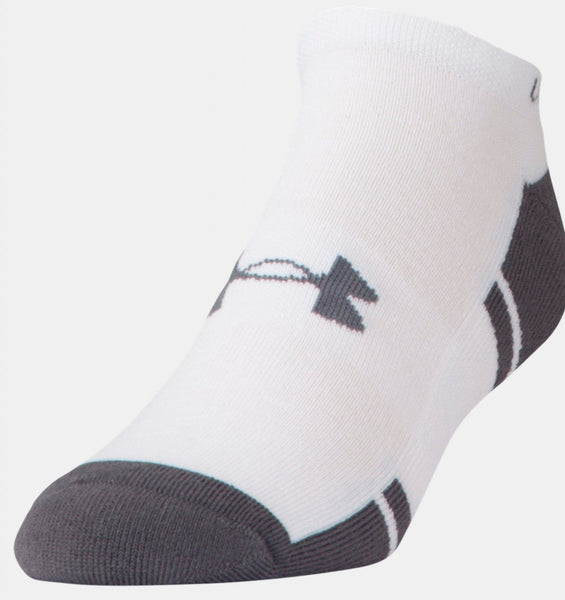 a9caee3b0 Under Armour UA Resistor III No-Show Socks - 6 Pack – Softwater Apparel