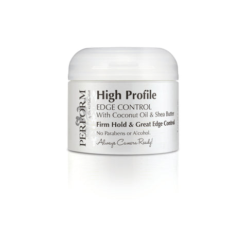 High Profile Edge Control