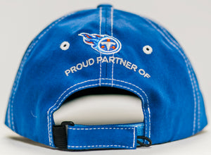 Company Hat - Blue