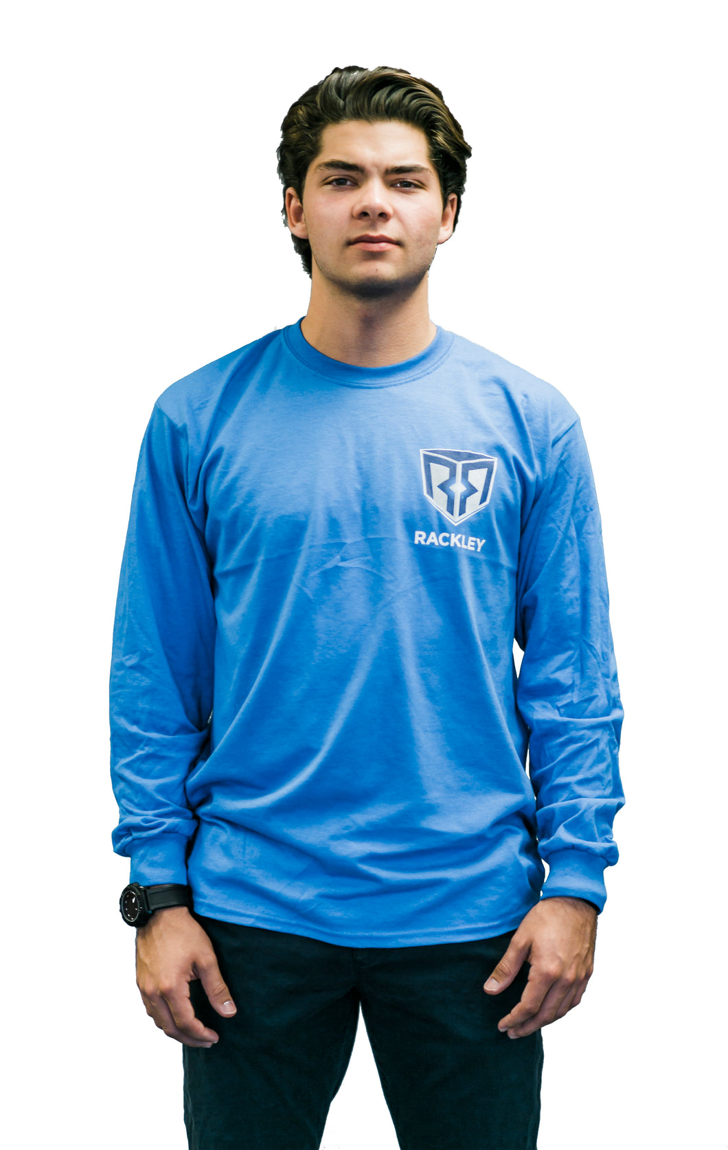 Company Shirt LS - Blue