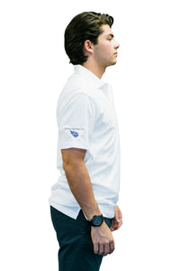 Company Polo - White