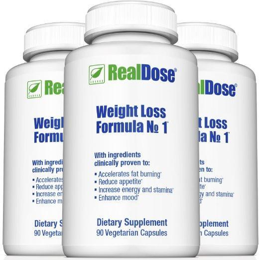 Weight Loss Formula No. 1
