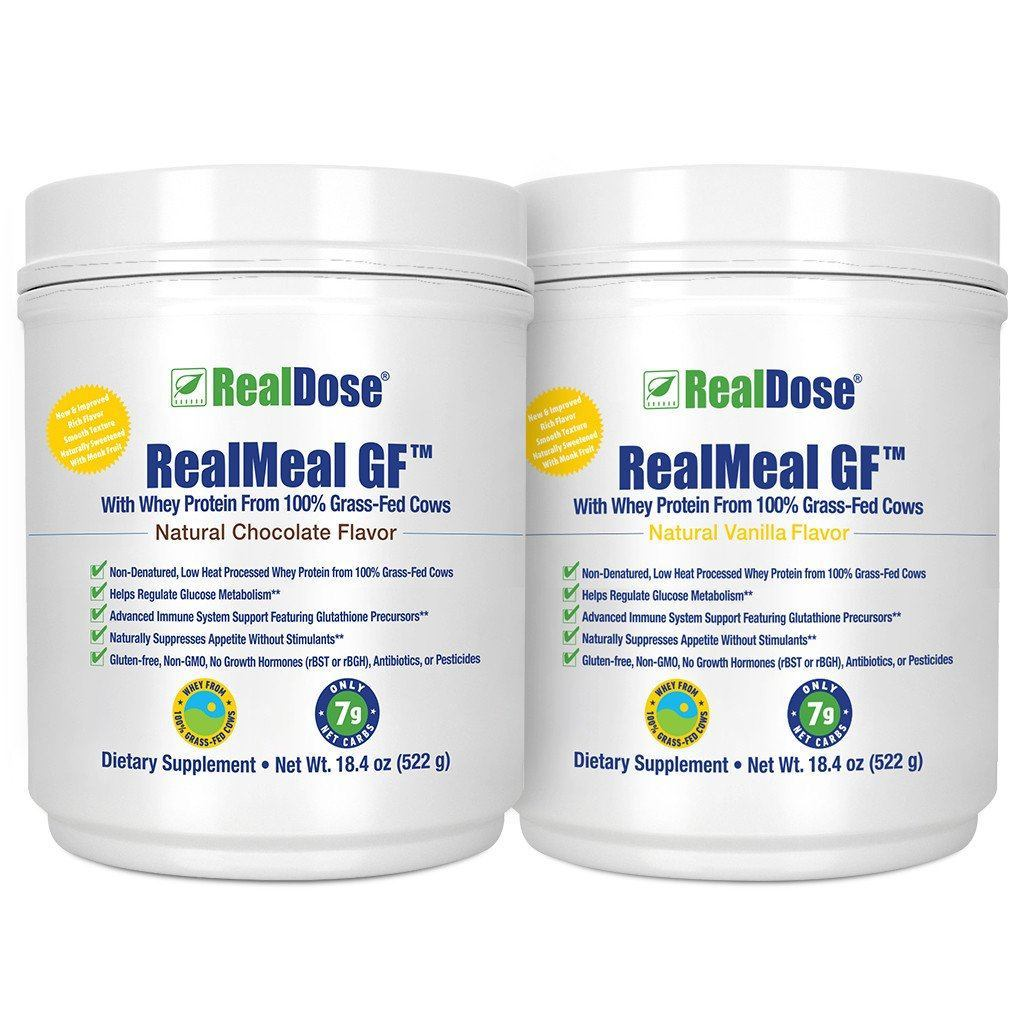 RealMeal GF - Mix & Match Flavors