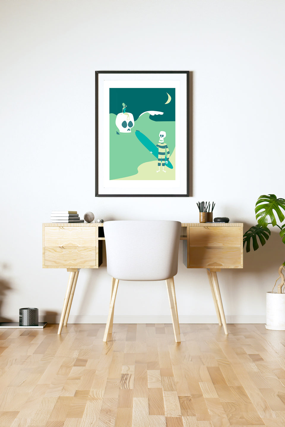 Killer Wave (Giclée Fine Art Print)