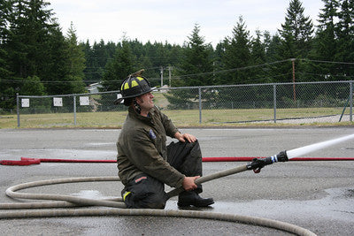 Hose Handling With Aaron Fields