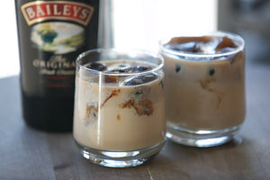 TYP & Bailey's Brew with Cold Brew Ice Cubes