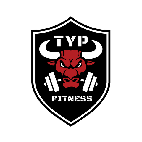 TYP Fitness Sticker